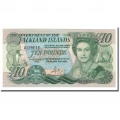Falkland Islands, 10 Pounds, 1986, 1986-09-01, KM:14A, UNC(65-70)
