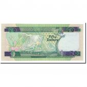 Solomon Islands, 50 Dollars, 2001, KM:24, UNC(65-70)