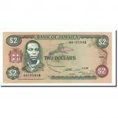 Pick 69b Jamaica 2 Dollars 1987 Unc