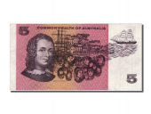 Australie, 5 Dollars type Sir Joseph Banks