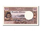 New Hebrides, 100 Francs type 1970