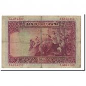 Spain, 25 Pesetas, 1926, KM:71a, 1926-10-12, VF(30-35)