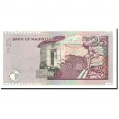 Mauritius, 25 Rupees, 1999, KM:49a, NEUF