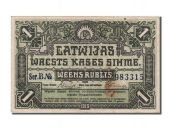 Latvia, 1 Rubli type 1919-1920