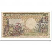 Cameroon, 5000 Francs, 1981, KM:19a, VF(20-25)