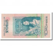 Seychelles, 10 Rupees, 1983, KM:28a, NEUF
