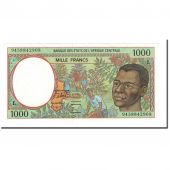 Central African States, 1000 Francs, 1994, KM:102Cb, UNC(65-70)