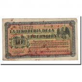 Billet, Mexique, 10 Centavos, 1913, 1913-09-06, B+