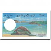 Billet, Comoros, 2500 Francs, Undated (1997), KM:13, NEUF