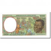 Banknote, Central African States, 1000 Francs, 1994, KM:402Lb, UNC(65-70)