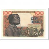 Banknote, West African States, 100 Francs, 1965, 1965-03-02, KM:101Ae, UNC(63)