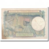 Banknote, French West Africa, 5 Francs, 1942, 1942-05-06, KM:25, AU(50-53)