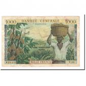 Banknote, Cameroon, 1000 Francs, 1962, Undated, KM:12a, F(12-15)
