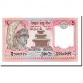 5 Rupees Sign 30a Yak 1987- Nepal 11 UNC /> King Birendra ND Pick 30