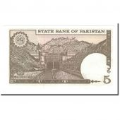 Billet, Pakistan, 5 Rupees, Undated (1983-84), KM:38, SPL