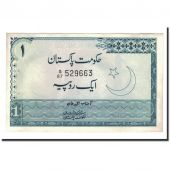 Billet, Pakistan, 1 Rupee, 1975, Undated, KM:24a, TTB+