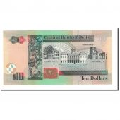 Billet, Belize, 10 Dollars, 2005, 2005-01-01, KM:68b, NEUF