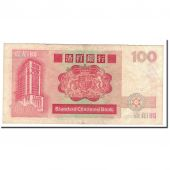 Billet, Hong Kong, 100 Dollars, 1985-92, 1985-01-01, KM:281b, TB