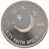 Pakistan, Republic, 100 Rupees