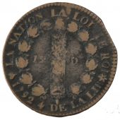 Constitution, 12 Denarius French type