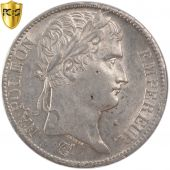 Premier Empire, 5 Francs au revers Empire, 1810 L, PCGS AU58