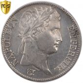 First Empire, 5 Francs with Empire reverse 1811 D, PCGS AU58