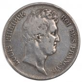 Louis Philippe I, 5 Francs without the I