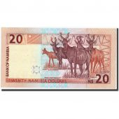 Namibia, 20 Namibia Dollars, 1996, KM:5a, 1996, UNC(65-70)