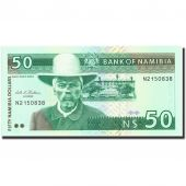 Namibia, 50 Namibia dollars, 1993, KM:2a, 1993, UNC(65-70)
