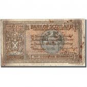 Scotland, 1 Pound, 1939, KM:91b, 1939-08-24, B