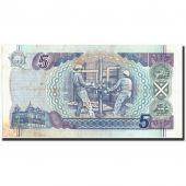 Scotland, 5 Pounds, 1995, KM:119d, 1995-01-04, AU(50-53)