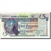 Northern Ireland, 5 Pounds, 1998, KM:74b, 1998-08-04, TB+