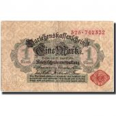 Germany, 1 Mark, 1914, KM:51, 1914-08-12, AU(55-58)