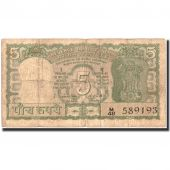 India, 5 Rupees, 1975, 1975, KM:54a, B