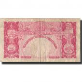 British Caribbean Territories, 1 Dollar, 1961, 1961-01-02, KM:7c, TB+
