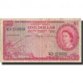 Billet, British Caribbean Territories, 1 Dollar, 1961, 1961-01-02, KM:7c, TB