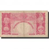 Billet, British Caribbean Territories, 1 Dollar, 1960, 1960-07-01, KM:7c, TB