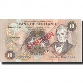 Billet, Scotland, 10 Pounds, 1992, 1992-05-07, Specimen, KM:1175, NEUF