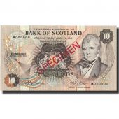 Billet, Scotland, 10 Pounds, 1979, 1979-10-10, Specimen, KM:1135, SPL+