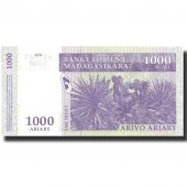 Banknote, Madagascar, 1000 Ariary, 2004, 2004, KM:89a, UNC(65-70)