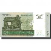 Banknote, Madagascar, 200 Ariary, 2004, 2004, KM:87a, UNC(64)