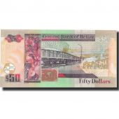 Billet, Belize, 50 Dollars, 2010, 2010-08-01, KM:70d, NEUF