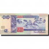 Billet, Belize, 2 Dollars, 1991, 1991-06-01, KM:52b, NEUF