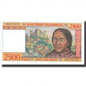 Billet, Madagascar, 2500 Francs = 500 Ariary, Undated (1998), Undated, KM:81