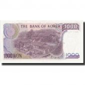 Banknote, South Korea, 1000 Won, Undated (1983), Undated, KM:47, UNC(63)
