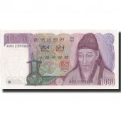 Banknote, South Korea, 1000 Won, Undated (1983), Undated, KM:47, UNC(64)