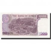 Banknote, South Korea, 1000 Won, Undated (1983), Undated, KM:47, UNC(65-70)