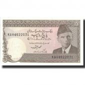 Banknote, Pakistan, 5 Rupees, Undated (1983-84), Undated, KM:38, UNC(60-62)