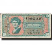 Banknote, United States, 10 Cents, Undated (1958), Undated, KM:M37a, EF(40-45)