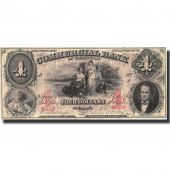Banknote, United States, 4 Dollars, 1862, 1862, EF(40-45)